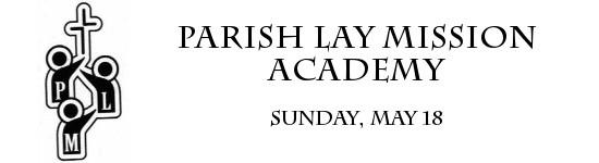 ParishLayMissionAcademy