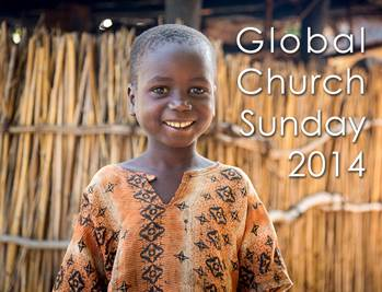 Gobal Church Sunday 2014
