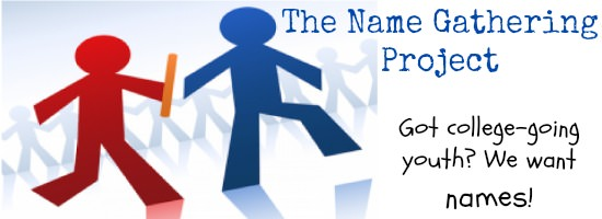 Name Gathering Project ad
