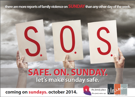 Safe on Sunday workshop