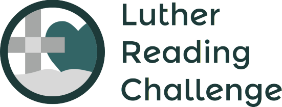 Logo: Luther Reading Challenge