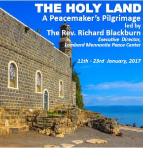 Peacemaker's Pilgrimage to the Holy Land (2017)
