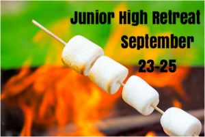 Briarwood 2016 Junior High Retreat