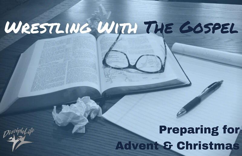 Wrestling with the Gospel:Preaching PLanning Workshop - Preparing for Advent & Christmas